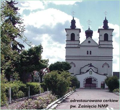 Cerkiew w Bockach