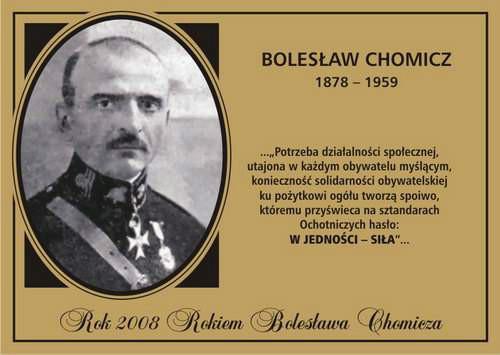 Bolesław Chomicz